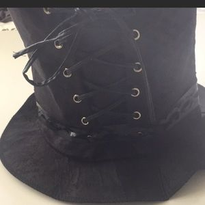 Steampunk hat perfect for Halloween